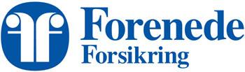 Forenede Forsikring logo